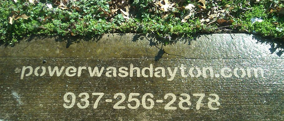 Performance Power Washing - stencil marketing