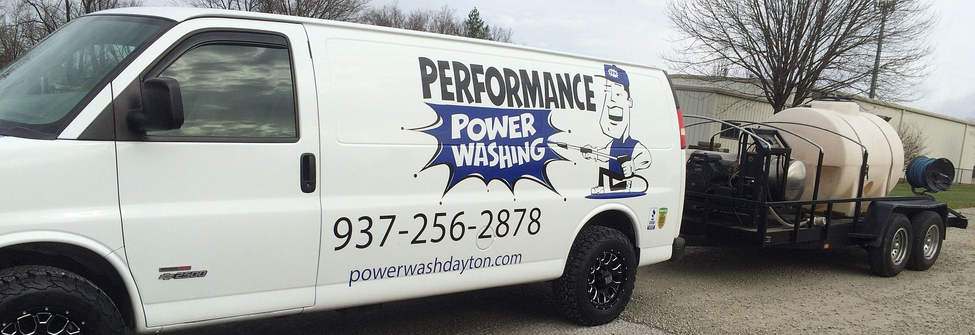 Performance Power Washing Services